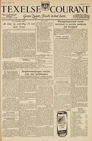 Texelsche Courant 1963-10-29