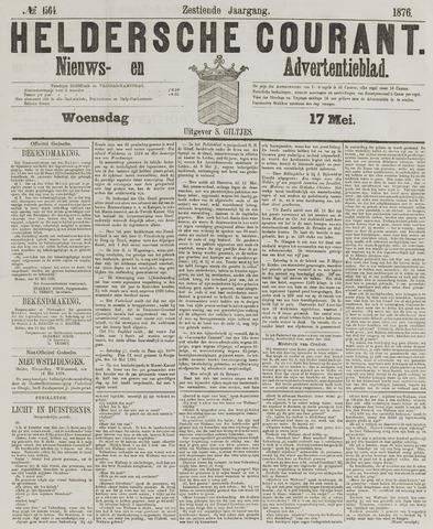 Heldersche Courant 1876-05-17