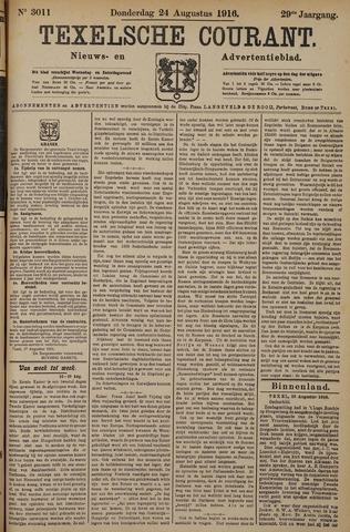 Texelsche Courant 1916-08-24