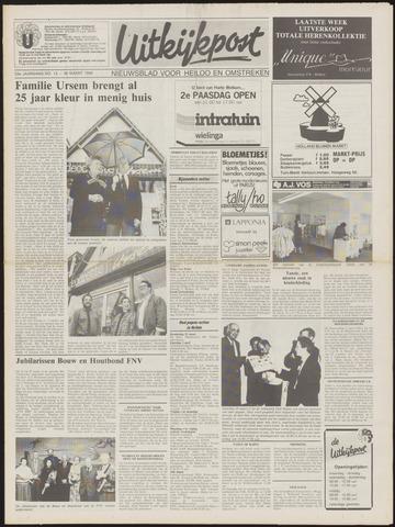 Uitkijkpost : nieuwsblad voor Heiloo e.o. 1988-03-30
