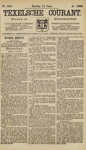 Texelsche Courant 1896-06-14
