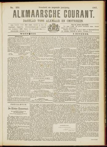Alkmaarsche Courant 1907-10-02