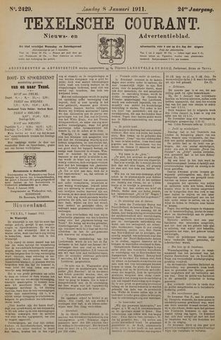 Texelsche Courant 1911-01-08