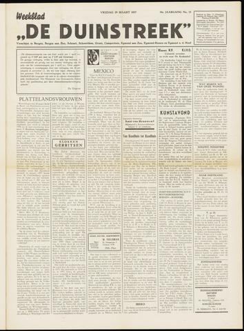 De Duinstreek 1957-03-29