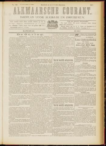 Alkmaarsche Courant 1915-05-22