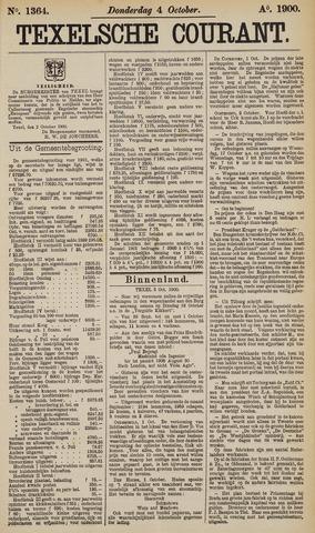 Texelsche Courant 1900-10-04