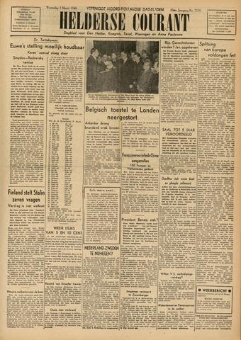 Heldersche Courant 1948-03-03