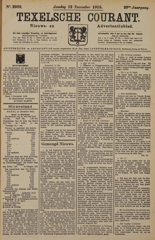 Texelsche Courant 1915-12-12