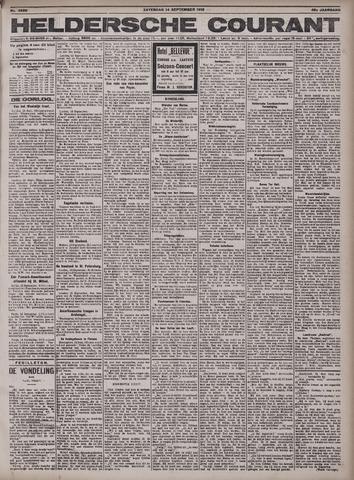 Heldersche Courant 1918-09-14