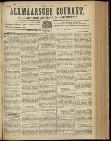 Alkmaarsche Courant 1928-10-15