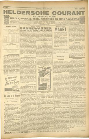 Heldersche Courant 1927-03-12
