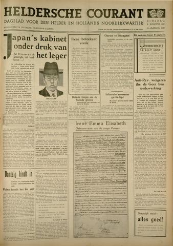 Heldersche Courant 1939-08-08