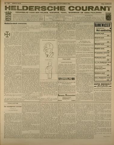 Heldersche Courant 1933-09-14