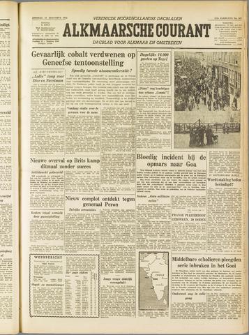 Alkmaarsche Courant 1955-08-16