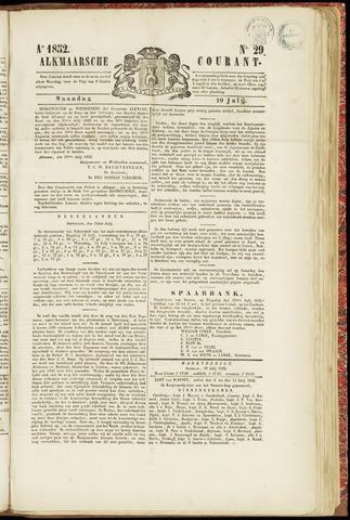 Alkmaarsche Courant 1852-07-19