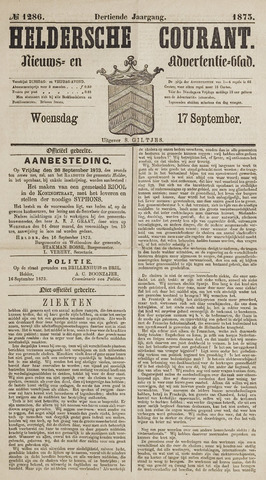 Heldersche Courant 1873-09-17