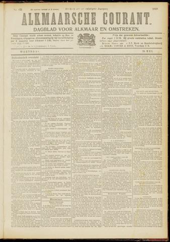 Alkmaarsche Courant 1919-05-28