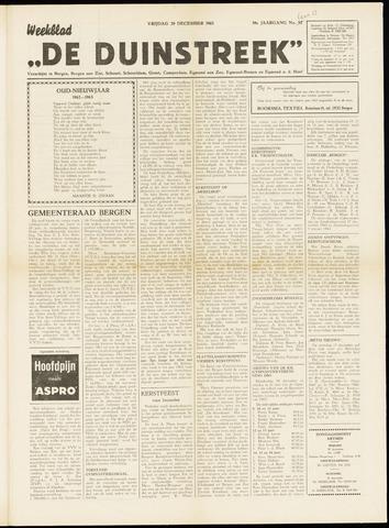 De Duinstreek 1962-12-29
