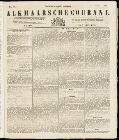 Alkmaarsche Courant 1875-08-29