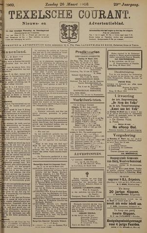 Texelsche Courant 1916-03-26