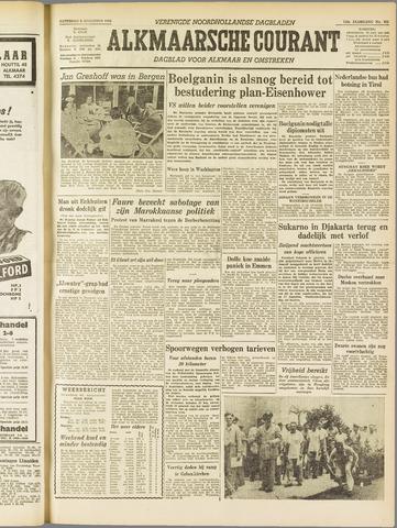 Alkmaarsche Courant 1955-08-06