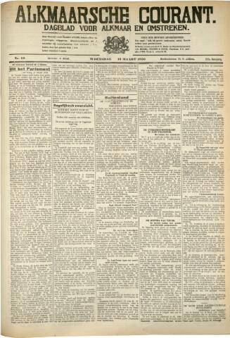 Alkmaarsche Courant 1930-03-12