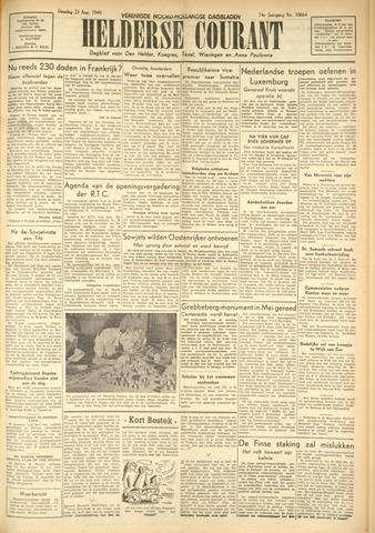 Heldersche Courant 1949-08-23
