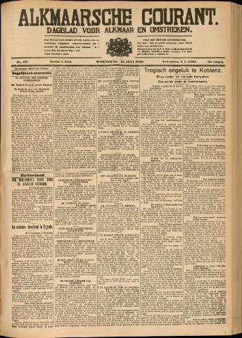 Alkmaarsche Courant 1930-07-23