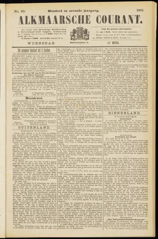 Alkmaarsche Courant 1905-05-17
