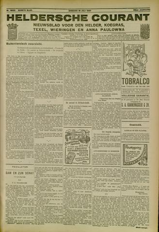 Heldersche Courant 1930-07-15