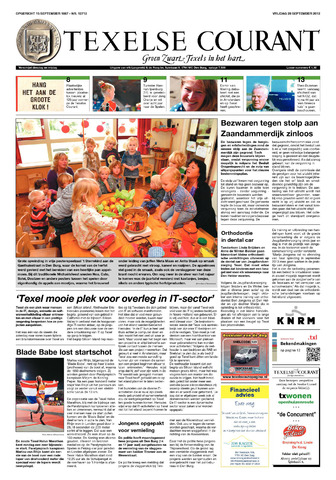 Texelsche Courant 2012-09-28