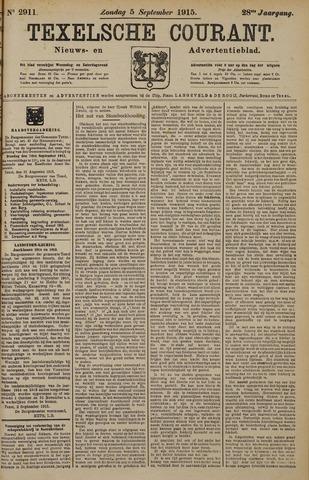 Texelsche Courant 1915-09-05