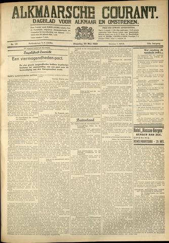 Alkmaarsche Courant 1933-05-23