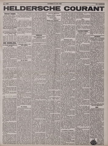 Heldersche Courant 1915-07-10