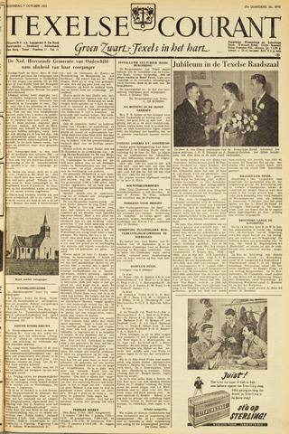 Texelsche Courant 1953-10-07