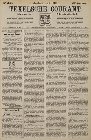 Texelsche Courant 1910-04-03