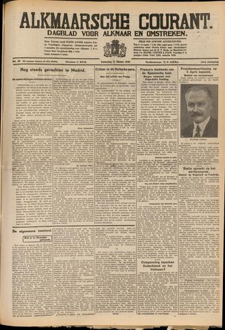 Alkmaarsche Courant 1939-03-11