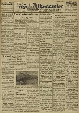 De Vrije Alkmaarder 1946-11-01