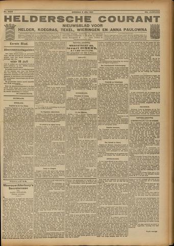 Heldersche Courant 1921-07-05