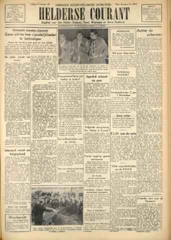 Heldersche Courant 1947-10-31