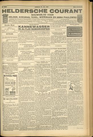 Heldersche Courant 1927-07-26