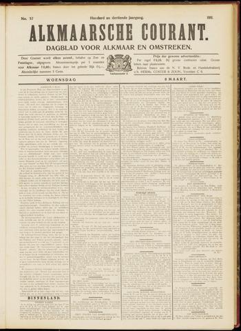 Alkmaarsche Courant 1911-03-08