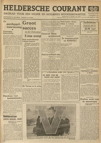 Heldersche Courant 1941-08-09