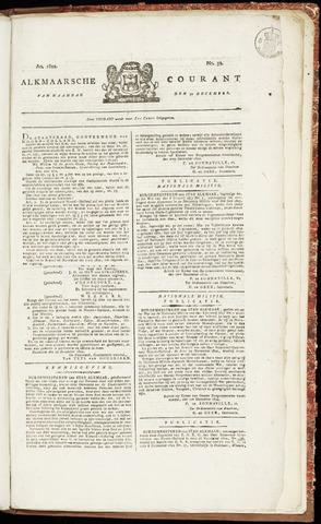 Alkmaarsche Courant 1822-12-30