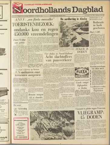Noordhollands Dagblad : dagblad voor Alkmaar en omgeving 1964-03-31