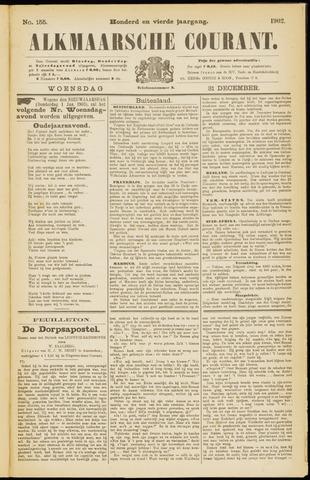 Alkmaarsche Courant 1902-12-31