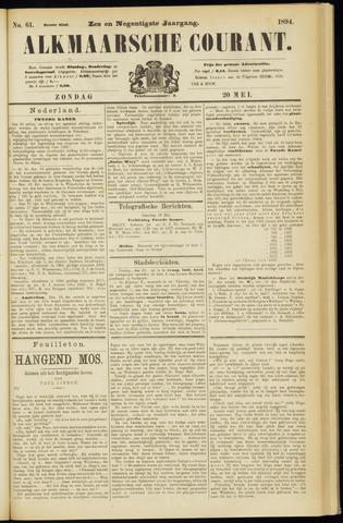 Alkmaarsche Courant 1894-05-20