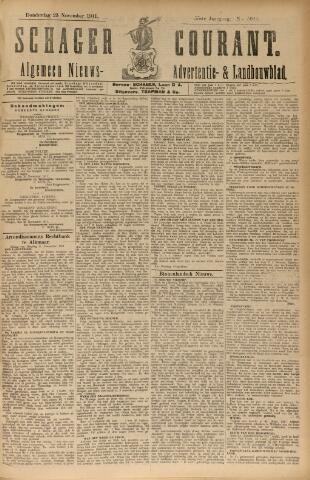 Schager Courant 1911-11-23