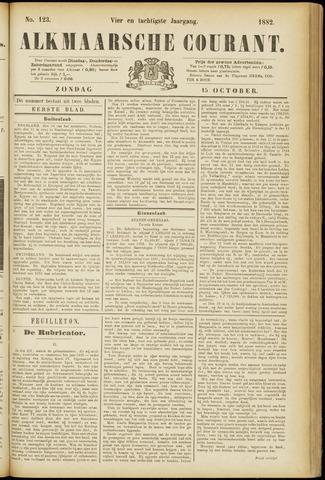 Alkmaarsche Courant 1882-10-15