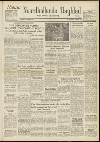 Nieuw Noordhollandsch Dagblad : voor Alkmaar en omgeving 1948-02-12